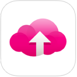 Magenta Cloud icon